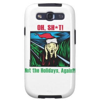 Christmas Scream Galaxy S3 Case