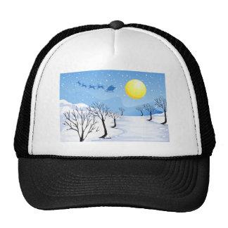 Christmas season cap