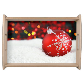Christmas Serving Tray