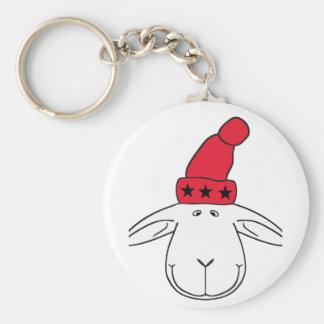 Christmas sheep Josef Keychains