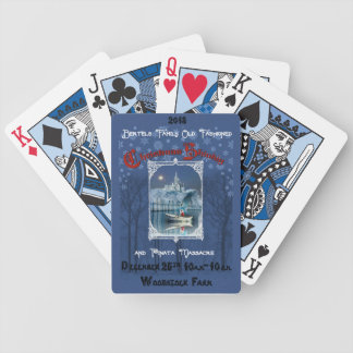Christmas Shindig Playing Cards