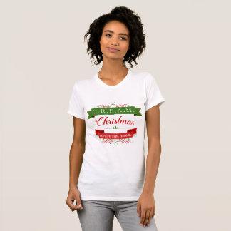 Christmas Shirt Christmas Rules Everything Around