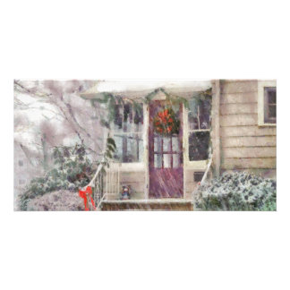 Christmas - Silent Day Picture Card
