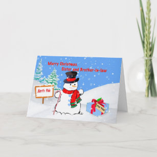 Christmas For Brother And Sister In Law Gifts & Gift Ideas ...