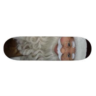Christmas 18.1 Cm Old School Skateboard Deck