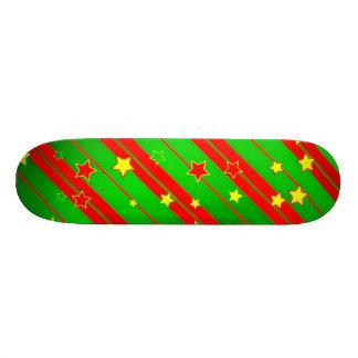 Christmas 20.6 Cm Skateboard Deck