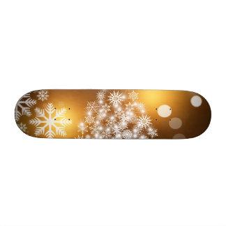 Christmas 19.7 Cm Skateboard Deck