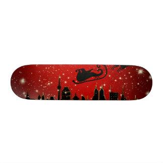 Christmas 21.3 Cm Mini Skateboard Deck