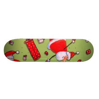 Christmas Custom Skate Board