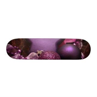 Christmas Skateboard
