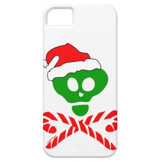 Christmas Skull Crossbones iPhone 5 Cover