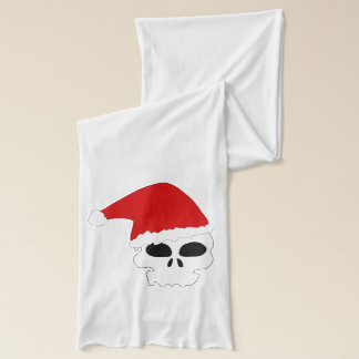 Christmas skull customization scarf