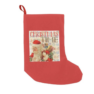 CHRISTMAS SMALL CHRISTMAS STOCKING