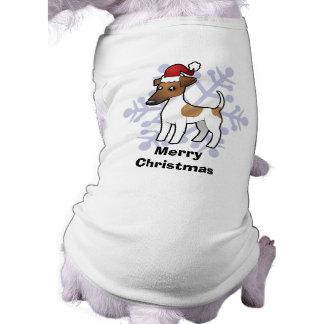 Christmas Smooth Fox Terrier Shirt