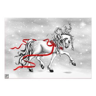 Christmas Snow Bells Photo Art