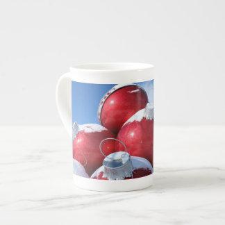 Christmas Snow Ornament Mug