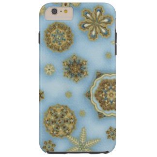 Christmas Snowflake iPhone 6 plus tough case