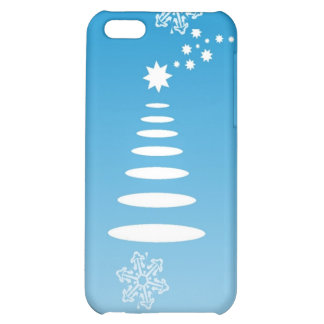christmas-snowflakes iPhone 5C cover