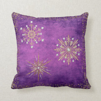 You'll find plenty of purple pillows in different sizes, shapes, patterns, and.