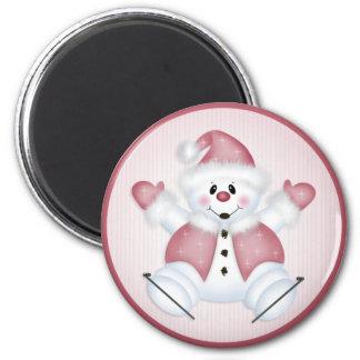 Christmas Snowman 36 Christmas/Holiday Magnet