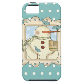 Christmas Snowman iPhone5 case mate vibe