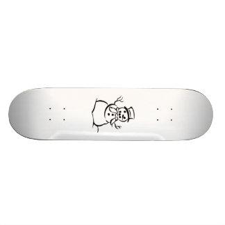 Christmas Snowman Skate Boards