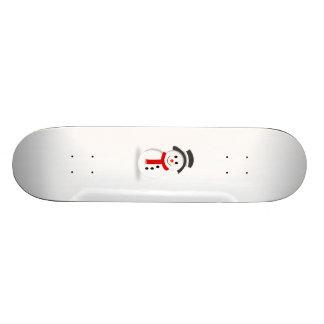 Christmas Snowman Skateboard Decks