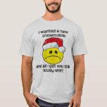 Christmas - Snowmobile T-Shirt