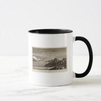 Christmas Sound, Tierra del Fuego, Chile Mug