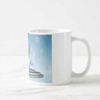 Christmas Sparkle Basic White Mug