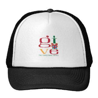 Christmas Spirit Trucker Hat