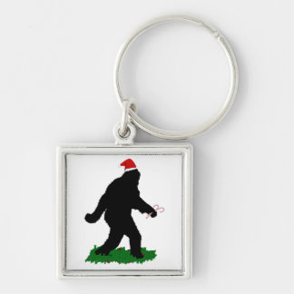 Christmas Squatchin' Keychains