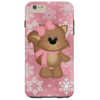 Christmas squirrel iPhone six tough case