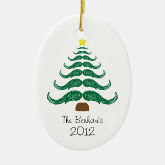Christmas Staches Tree Christmas Ornament