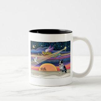 Christmas Star - Australian Cattle Dog Coffee Mug