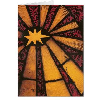 Christmas Star - Card