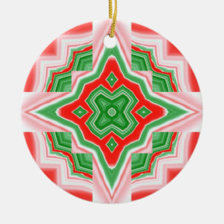 Christmas Star Christmas Ornament