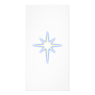 Christmas Star Photo Cards