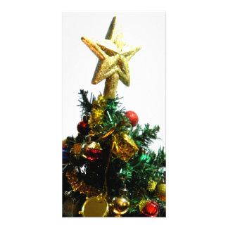 Christmas Star Top I Photo Cards