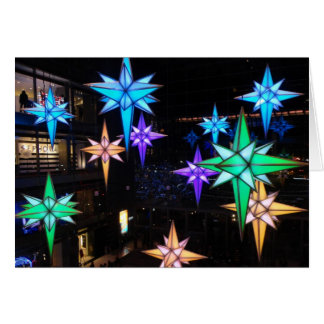 Christmas Stars  at Columbus Circle Card
