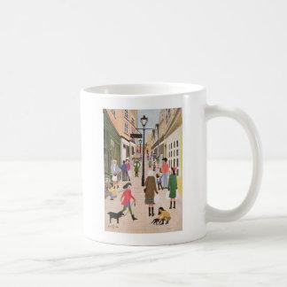 Christmas Steps Bristol 1989 Coffee Mug
