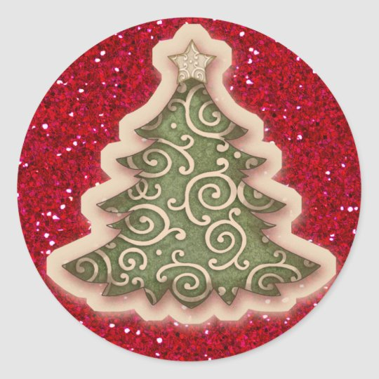 Christmas Sticker - SRF