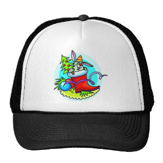 Christmas Stocking Trucker Hats