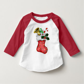 Christmas Stocking T-Shirt