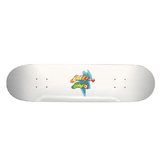 Christmas Stockings Skateboard Deck