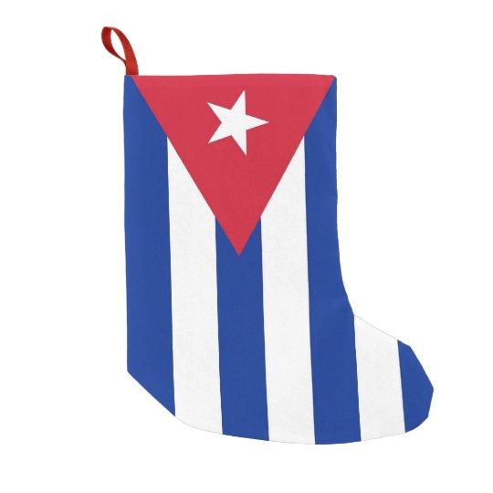 Christmas Stockings with Flag of Cuba