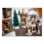 Christmas Street Miniature Village
