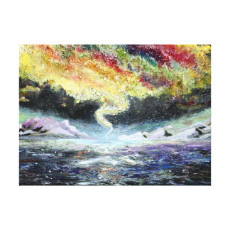 Christmas Stretched Canvas Print