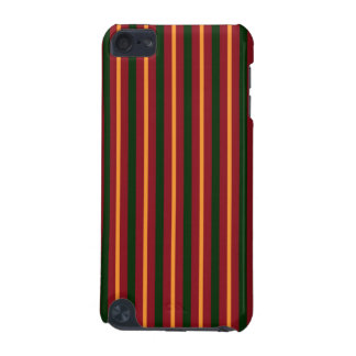 Christmas Stripes iPod Touch (5th Generation) Case