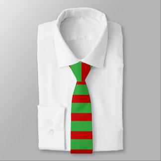 Christmas Stripes/Red/Green